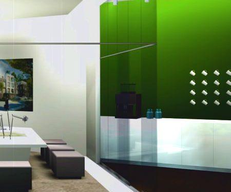 Raumgestaltung und Innenausbau